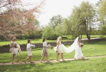 What is the Bridal Party Responsible for?