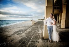 Donna & Steven's Cottesloe Beach Wedding