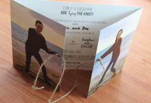 Tie the Knot with these Wedding Invitations