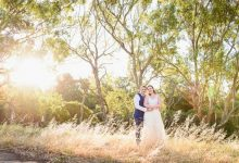 Xenia and Scott's Vineyard Wedding in the Swan Valley