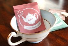 Free Printable Tea Package Wedding Favors