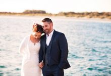 Natalie & Wade's down to earth wedding in Wandi