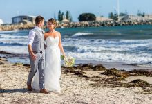 Ashleigh & Clinton's Fremantle Wedding