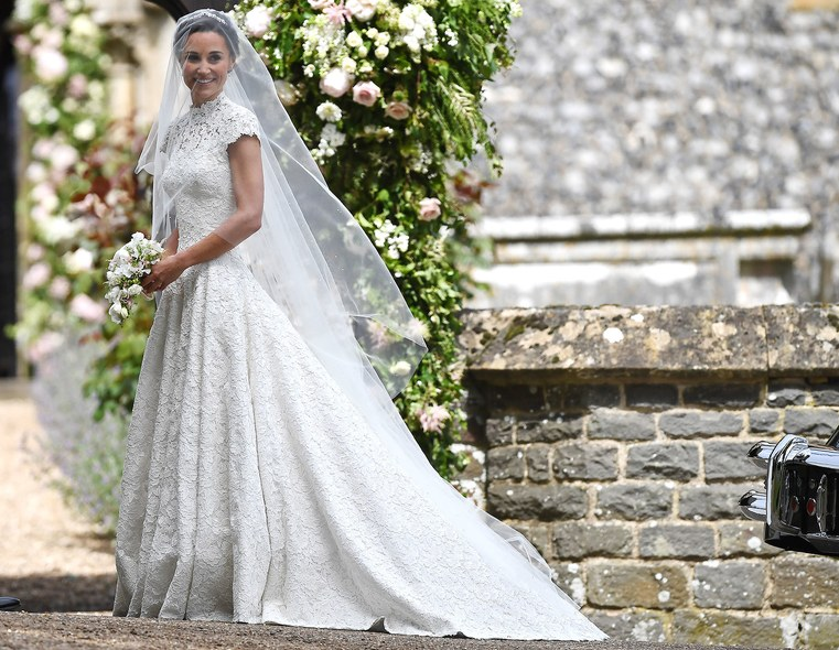 Why is the New York Times talking about Pippa Middleton\'s Wedding ...