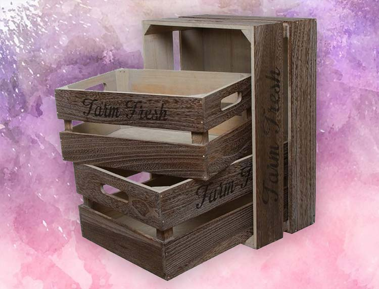 Where In Perth I Find Wooden Boxes Or Crates For Decor Projects