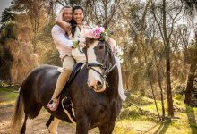Ride off into the Sunset with this Styled Horse Shoot
