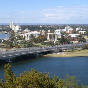 South_Perth_from_Kings_Park