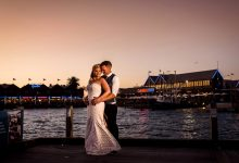Reggie & Shaze's meticulously planned Fremantle wedding at Little Creatures
