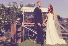 Vintage Bridal Collaboration at Chapel Farm in the Swan Valley